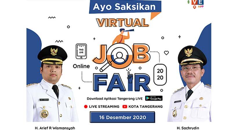 Berburu Kerja Diakhir Tahun Lewat Virtual Job Fair