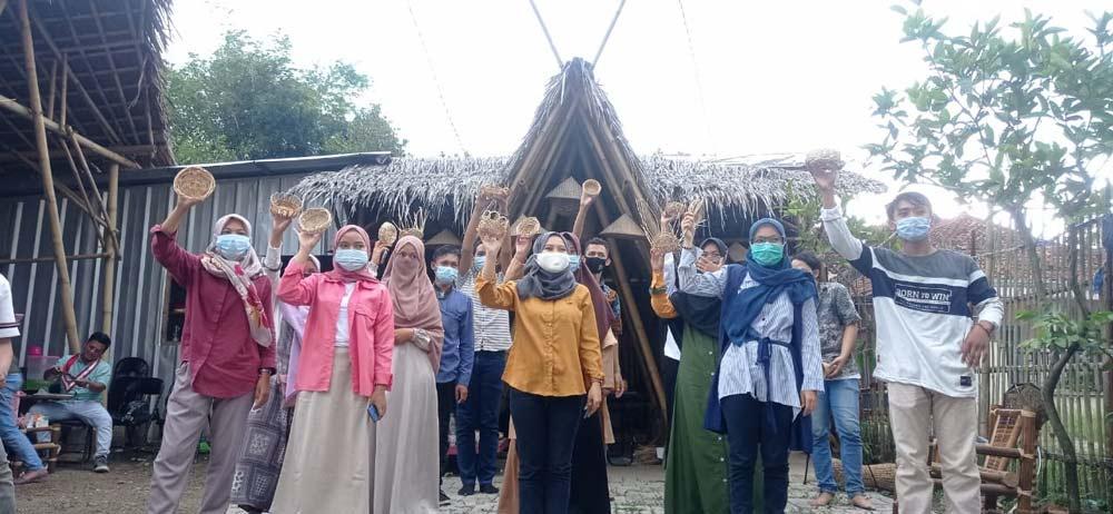 DPP IMI Bersama Topi Bambu Foundation dan Forsamik Gelar Pelatihan Kewirausahaan