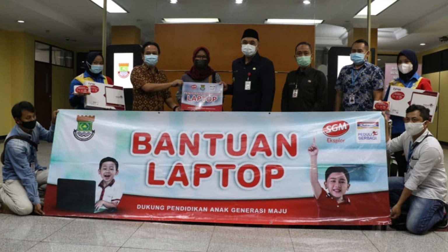 Pemkab Tangerang Terima Bantuan CSR Penanganan COVID-19 Dari PT Paragon Technology dan Indomaret