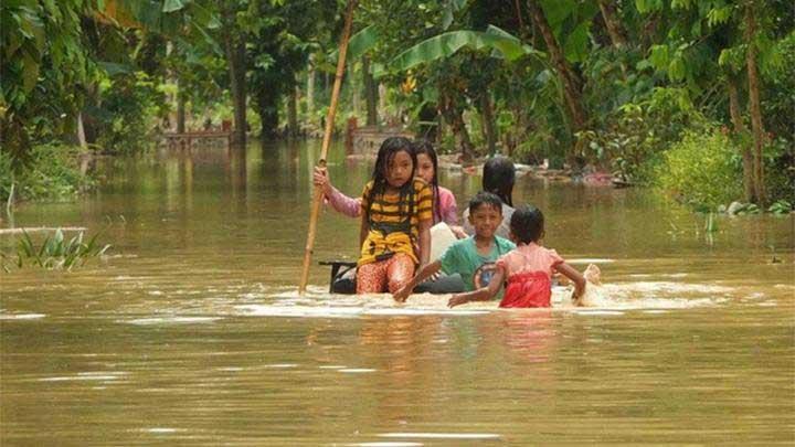 Banjir Terus Menyapa, Islam Punya Solusinya