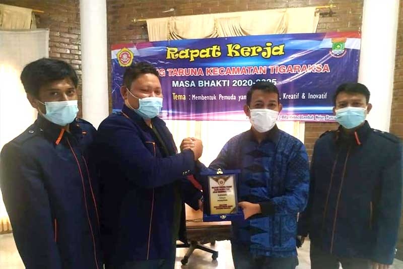Baru dilantik, Endang Lasun susun program Kerja Di Puncak Bogor