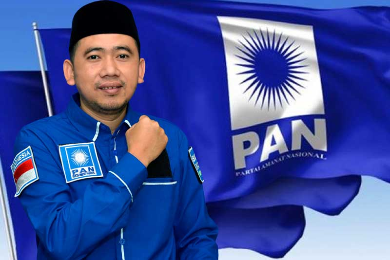 Calon Ketua Formatur Suherman Siap Jadikan PAN Pandeglang Bersinar di Pemilu 2024
