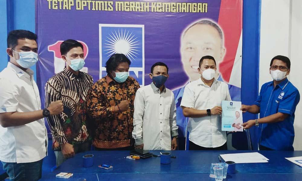 Didukung Tokoh Muda, Ketua HIPMI Banten Maju Jadi Ketua DPD PAN Kabupaten Tangerang