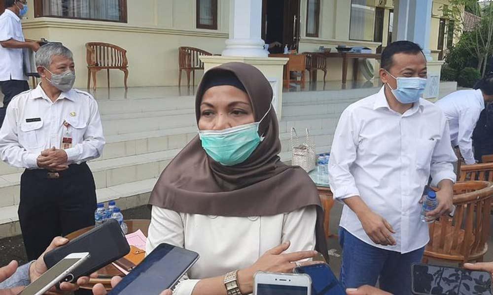 Dinkes Provinsi Banten Siapkan Sanksi Untuk Orang yang Menolak di Vaksin
