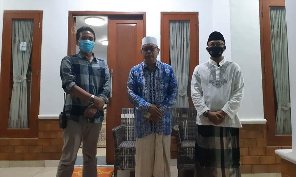 Jajaran Polsek Tigaraksa Polresta Tangerang Lakukan Kegiatan Subuhan Keliling