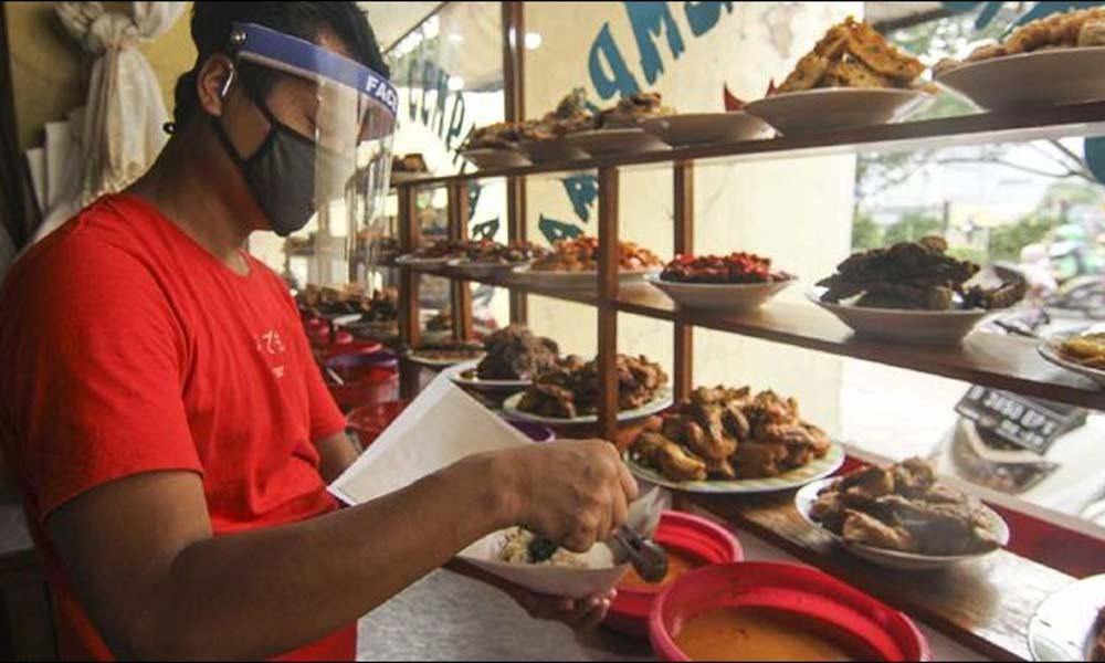 Mulai 11-25 Januari 2021, Tangerang Raya Berlakukan Pesan Makanan harus di Bawa Pulang