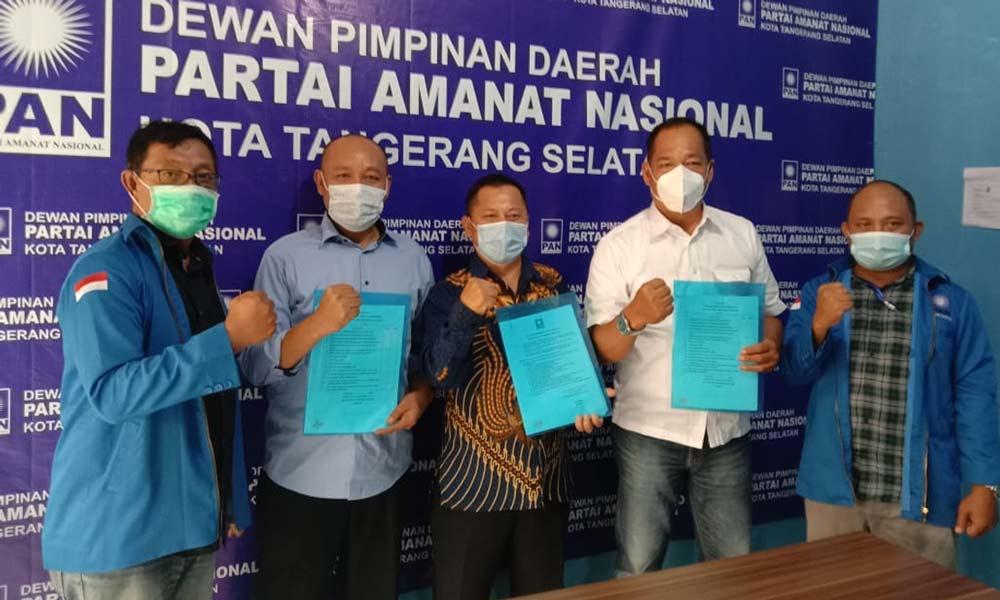 Musda DPD PAN Kota Tangsel Banjir Calon Ketua Formatur