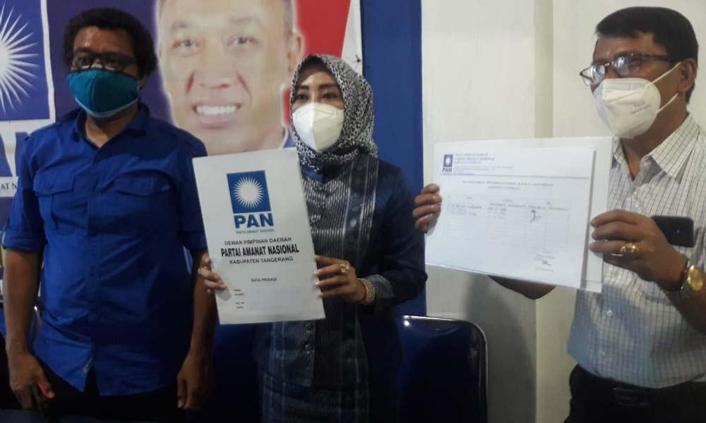 Sri Panggung Optimis Pimpin DPD PAN Kabupaten Tangerang
