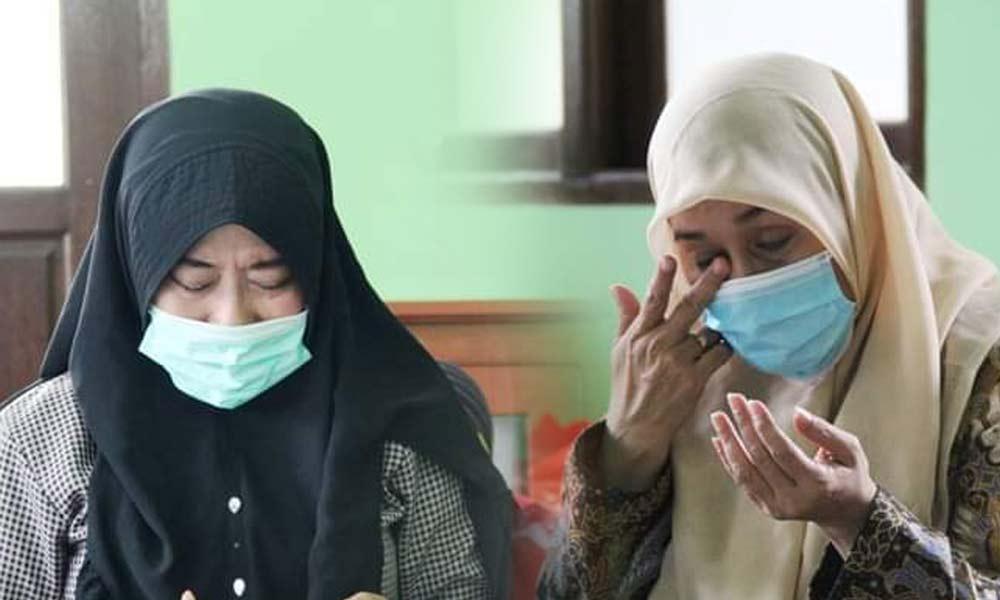 Tangis Haru Kenang Perjuangan Mendiang Ali Taher Parasong dalam Acara Doa dan Tahlil1