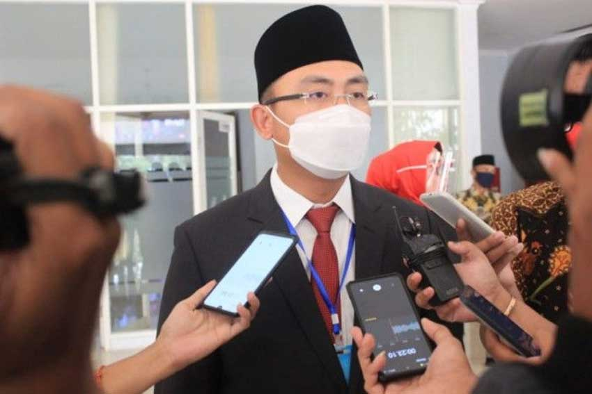 Wagub Banten Usulkan Wilayah Hukum di Banten dapat di Satukan
