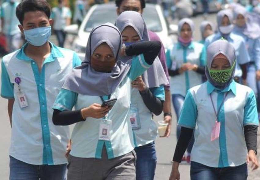 Buruh Tangerang Desak Anggota Dewan Sidak Perusahaan yang Melanggar