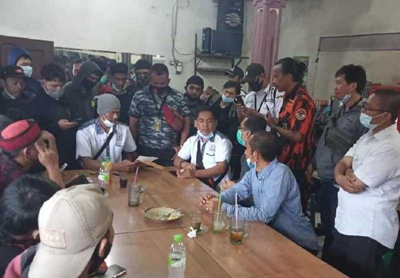 Di Demo Warga Desa Talagasari, PT Chingluh Dituding Langgar MoU