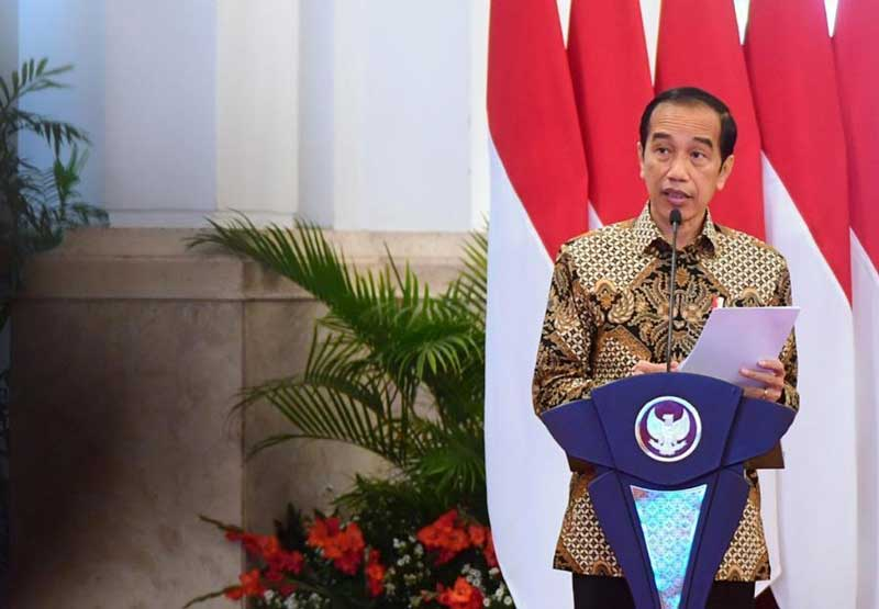 HPN 2021, Auri Jaya Apresiasi Iktikad Jokowi Akhiri Penjajahan Platform Digital ke Media Konvensional