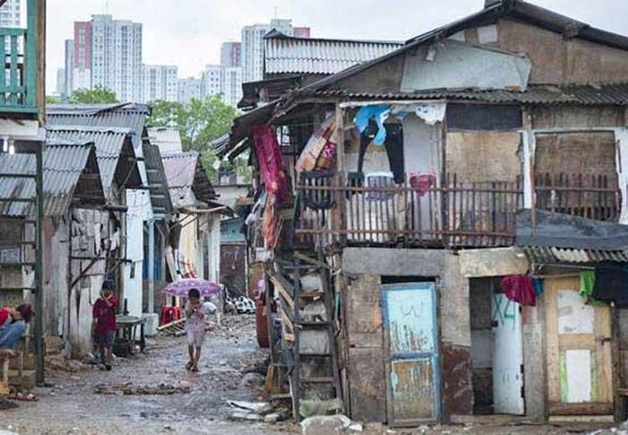 Jumlah Penduduk Miskin di Banten Meningkat