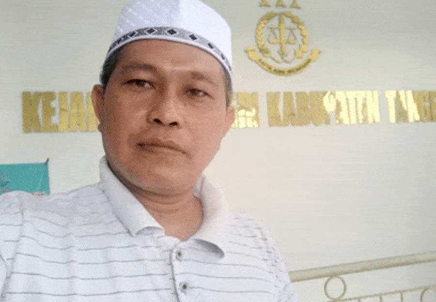 LSM Kompak Minta Bupati Tangerang Evaluasi Kinerja Dewas