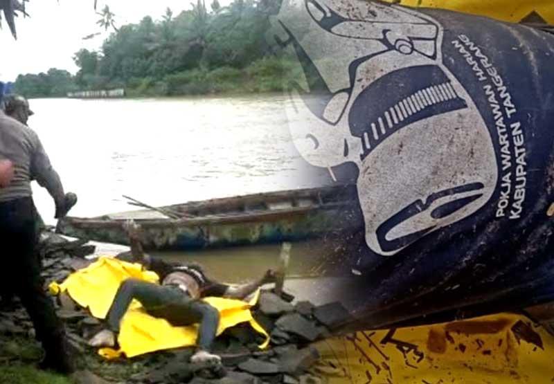 Wakil Ketua Pokja Kabupaten Tangerang Beri Penjelasan Terkait Mayat di Sungai Cilemer Pandeglang