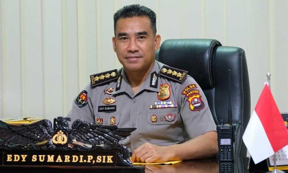 Cegah Kejahatan, Operasi Gabungan Polda Banten Rutin Gelar Operasi Cipkon