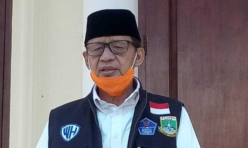 Gubernur Banten Minta Bupati dan Wali Kota Dirikan Posko Covid-19 Tingkat RT/RW