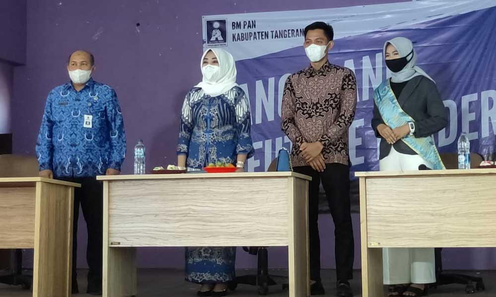 OKP BM PAN Sukses Selenggarakan Tangerang Future Leader III