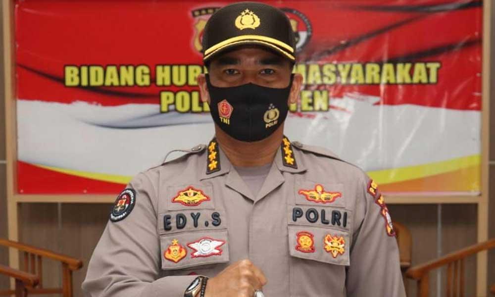 Kabid Humas Polda Banten: Stop! Jangan Share Video Dan Foto Aksi Bom Bunuh Diri Bom Makassar