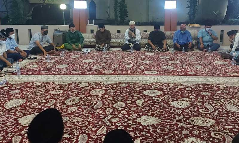 Kapolda Banten Rutin Gelar 'Ngaji Bareng' Malam Jumatan dengan Tokoh Ulama Banten