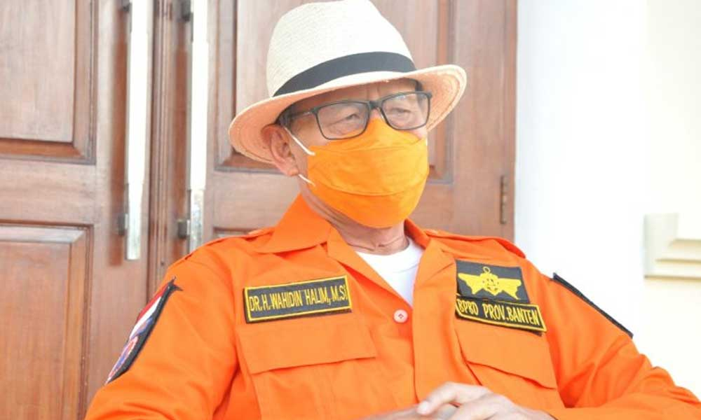PSBB di Provinsi Banten Kembali Diperpanjang Hingga 18 April 2021