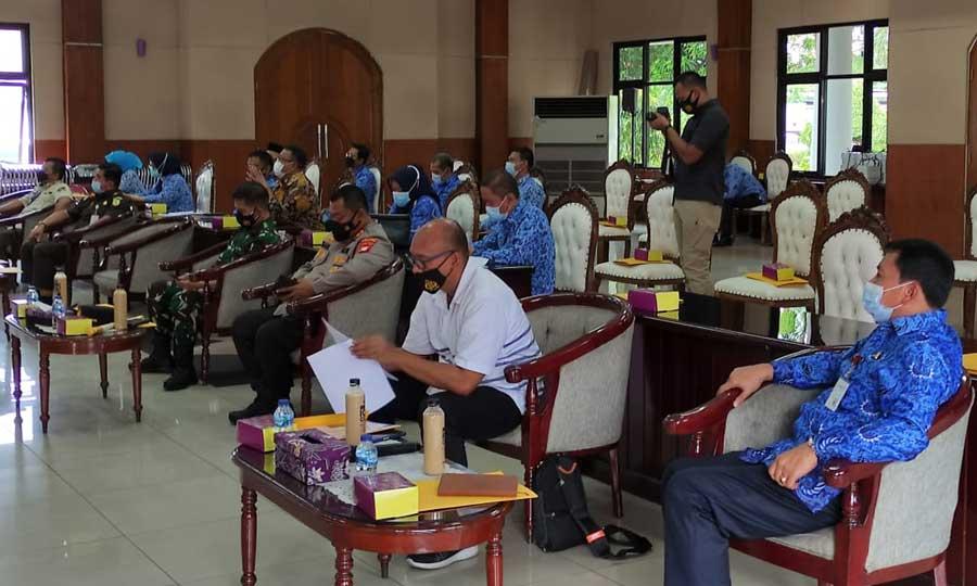 Pilkades Serentak di Kabupaten Tangerang Dipastikan Tetap Berlangsung pada bulan Juli 2021