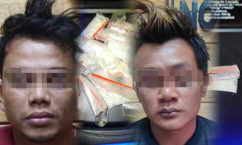 Polda Banten Kembali Ungkap 2 Kasus Narkoba
