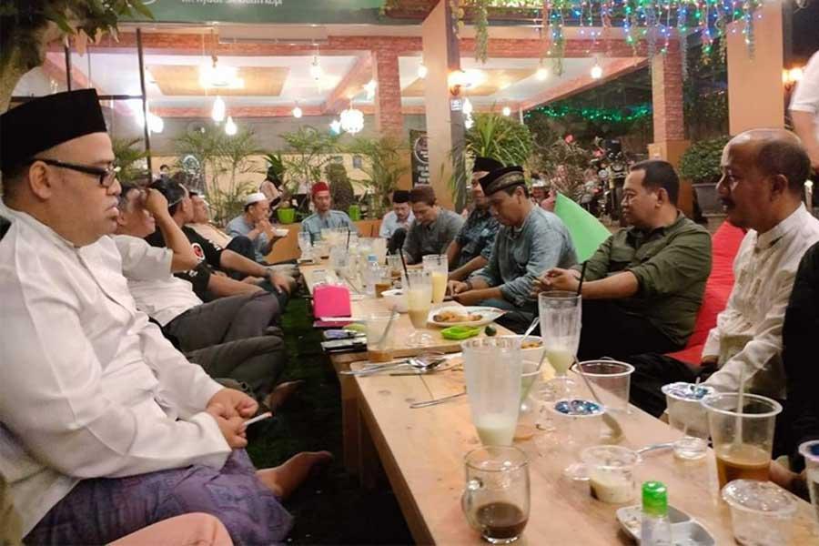 Rekatkan Tali Silaturahmi, Korps Alumni KNPI Kabupaten Tangerang Terbentuk