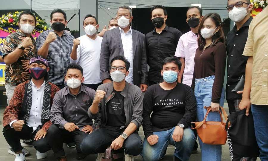 Resmikan UMKM Asli Anak Bangsa, Benyamin Davnie Ungkap Kondisi UMKM di Tangsel