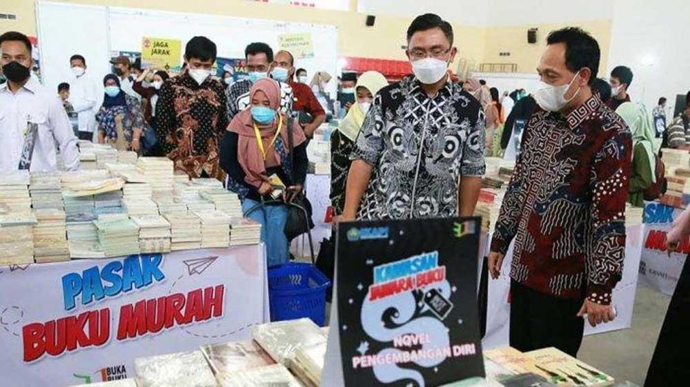 Banten Jadi Tuan Rumah Pertama Festival Hari Buku Nasional