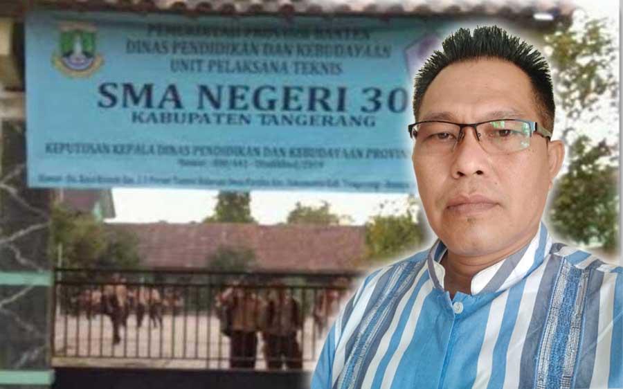 Diduga Ada Kepentingan, Fortomulya Tolak Lokasi Pembangunan SMAN 30 Kabupaten Tangerang