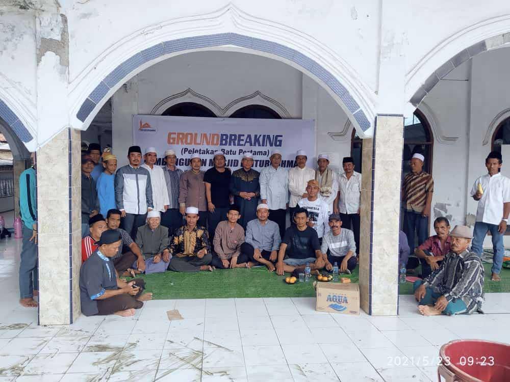 Pembangunan Masjid Baiturrohman