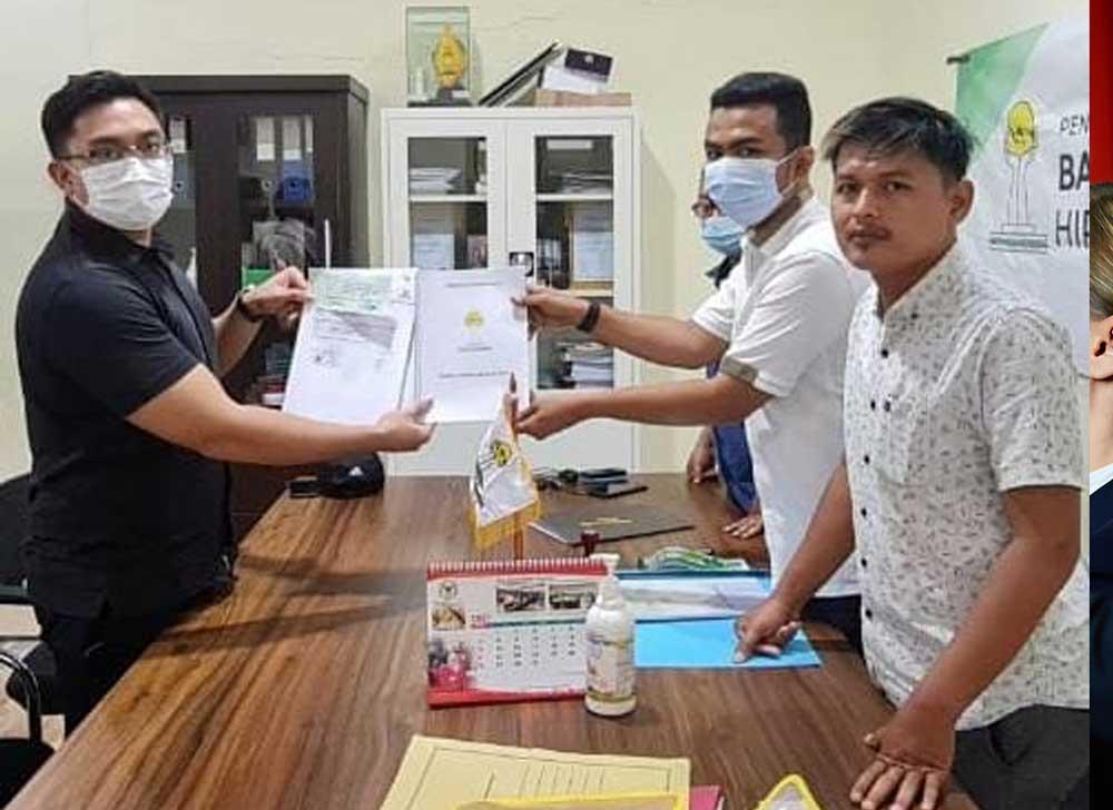 Rifky Mundur, Ananda Calon Tunggal Ketua Umum HIPMI Banten