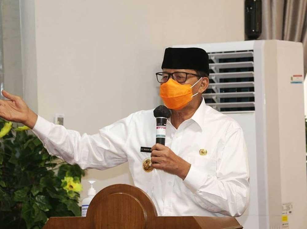 Gubernur Banten Ancam Pemecatan 20 Pejabat Dinkes yang Kompak Mengundurkan Diri