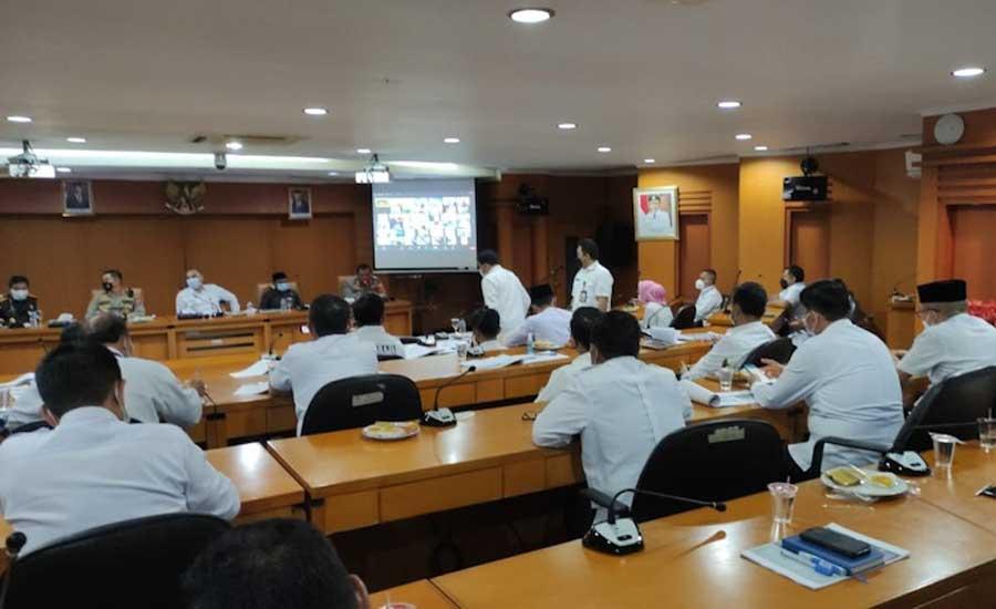 Kasus Covid-19 di Kabupaten Tangerang Meningkat, Pilkades Serentak Resmi Ditunda