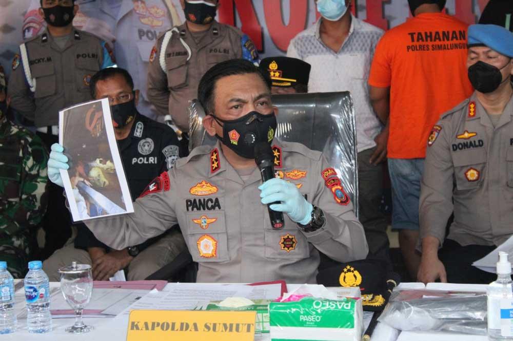 Pelaku Penembakan Mara Salem Harahap Terungkap, Ini Motifnya