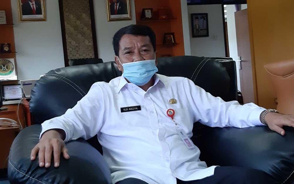 Sekda: Syiar Islam Harus Terus Berjalan, MTQ Tingkat Kecamatan Dilaksanakan dengan Prokes