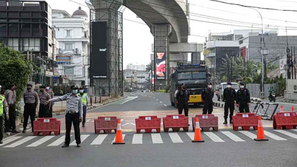 Ini Daerah yang Wajib Laksanakan PPKM Level 4, Salah Satunya Banten