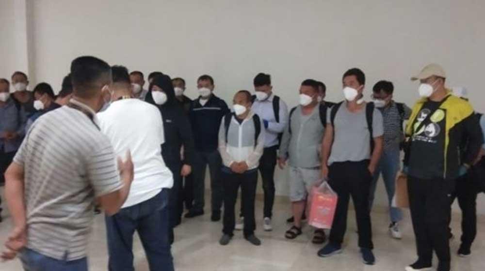 Miris, 24 Ribu WNA Leluasa Masuk Indonesia Ditengah Bangsa Berjuang melawan Covid-19