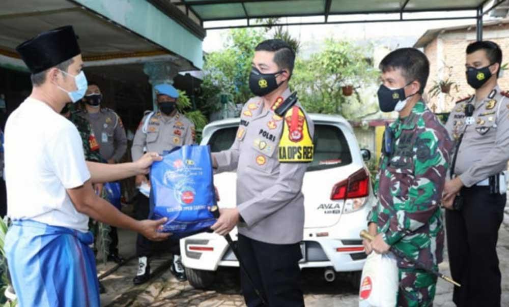 Ombudsman Apresiasi Langkah Forkopimda Kabupaten Tangerang Sambangi Rumah Pembuat Mural 'Tuhan Aku Lapar' Di Tigaraksa