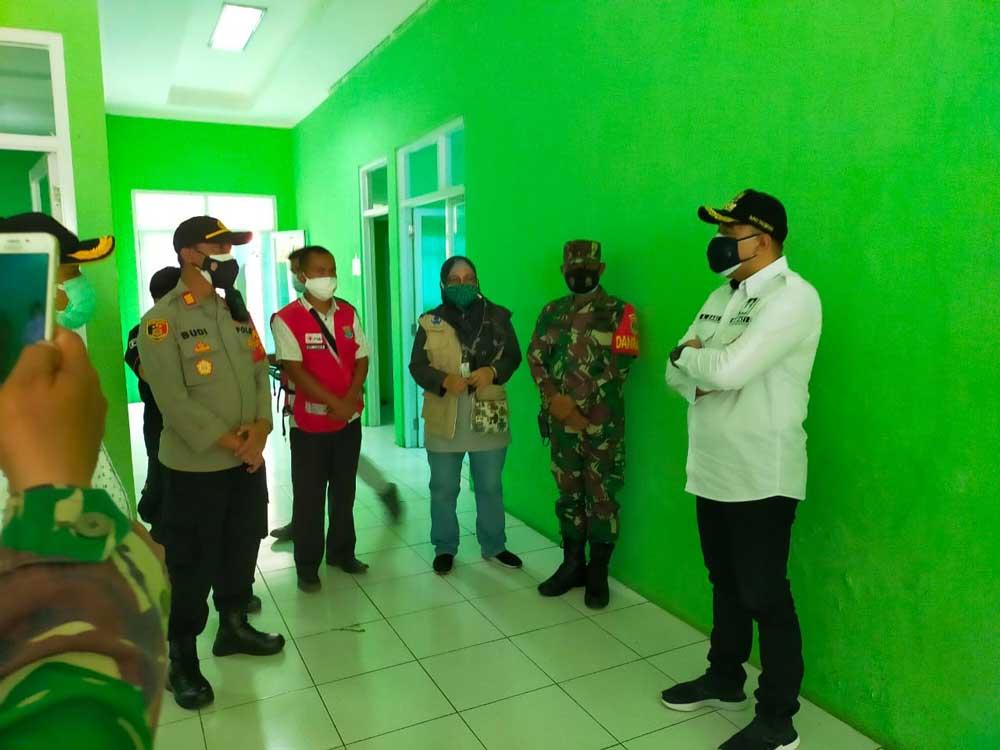 Pemkab Tangerang Sulap Gedung Bersama Keagamaan Jadi Rumah Singgah Covid-19