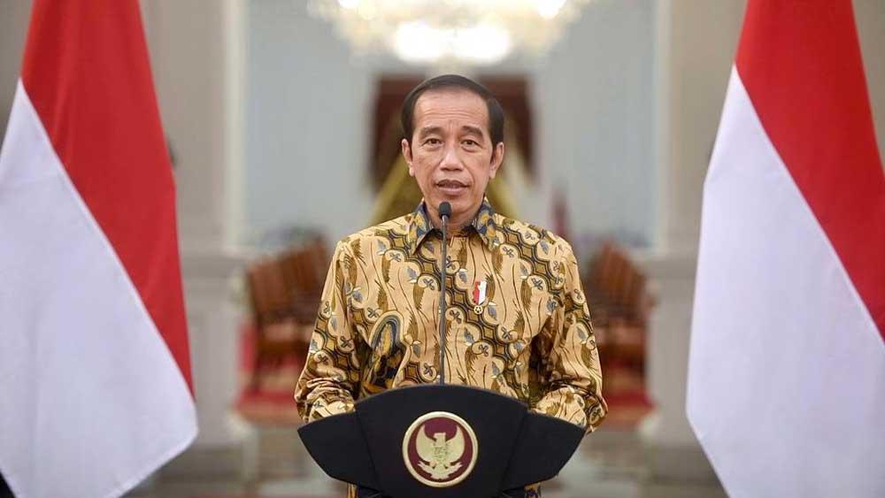 Presiden: PPKM Level 4 Diperpanjang dengan Penyesuaian di Sejumlah Sektor