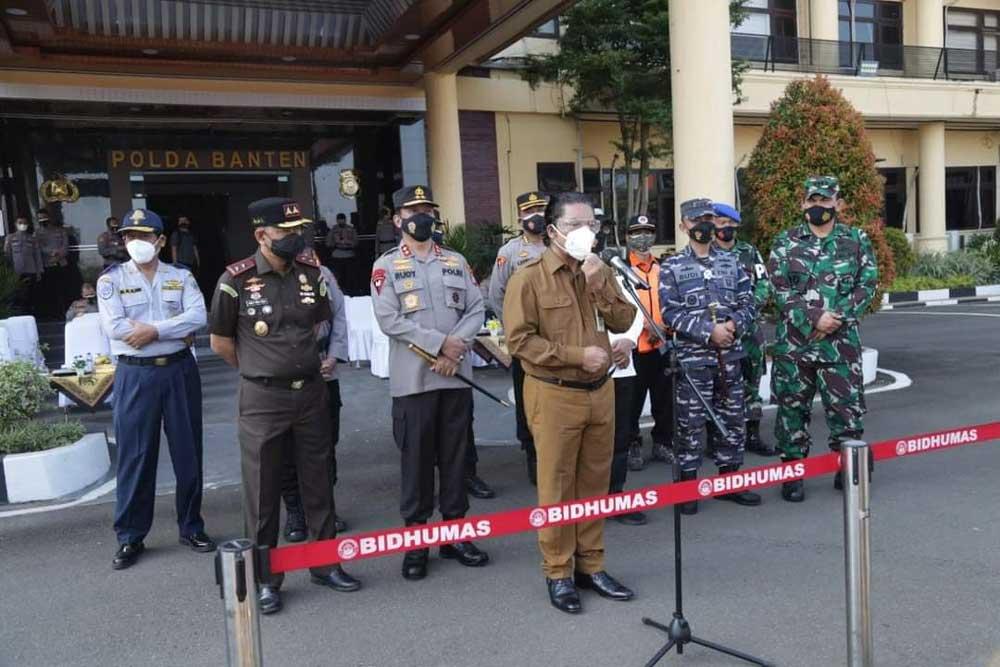 Sekda Al Muktabar: PPKM Darurat Upaya Bersama Menekan Kasus Covid-19