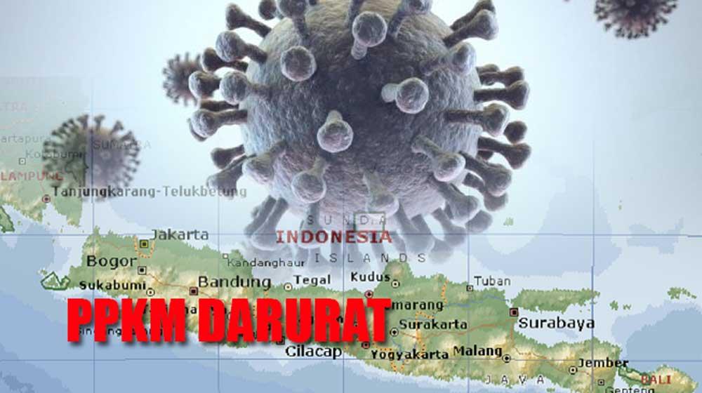 Terkait PPKM Darurat, Bara JP Dukung Penuh Keputusan Bupati Tangerang