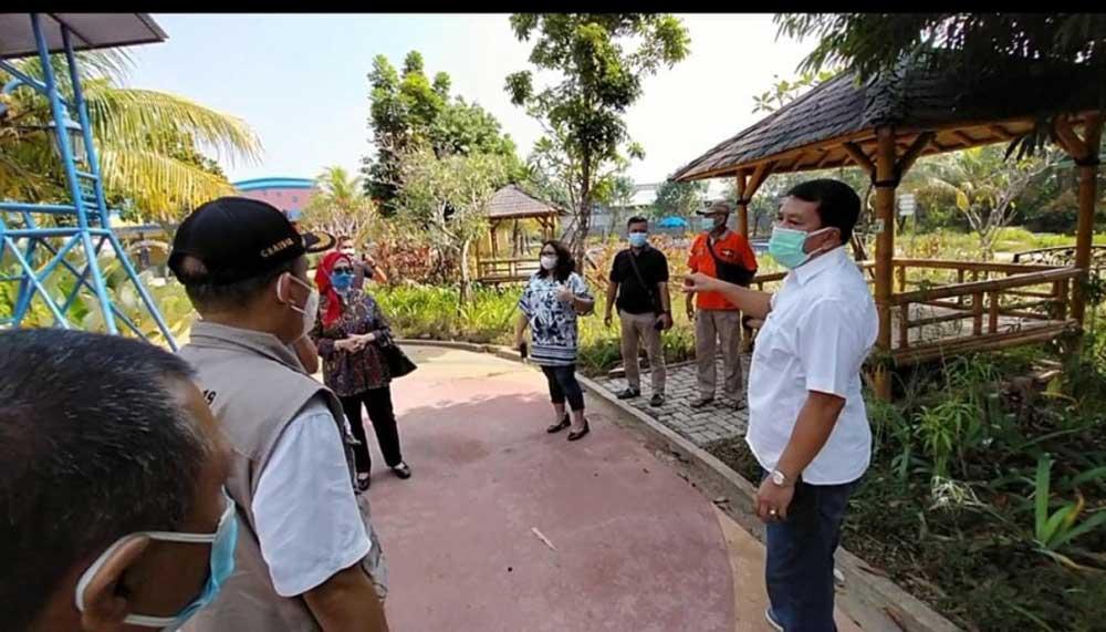 Waterboom di Pasar Kemis Bakal Dirubah Jadi Vaksin Center