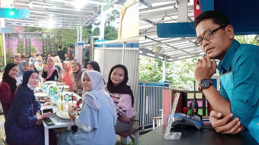 Bidara Cafe, Konsep Cafe Kampung