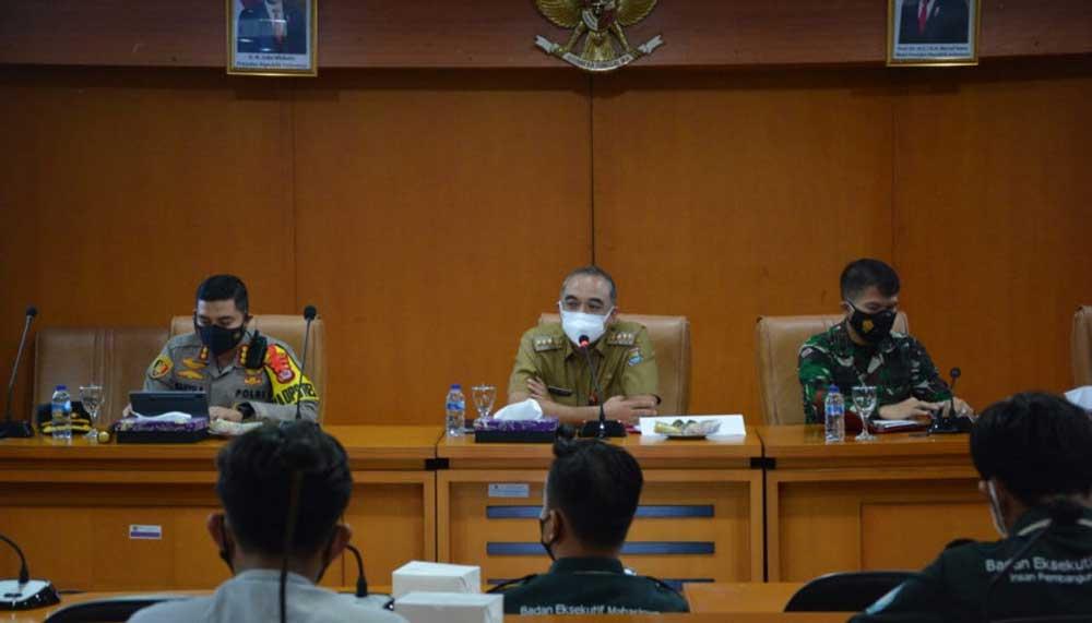 Bupati Tangerang Ajak Mahasiswa Dialog Bahas Penanganan Covid-19