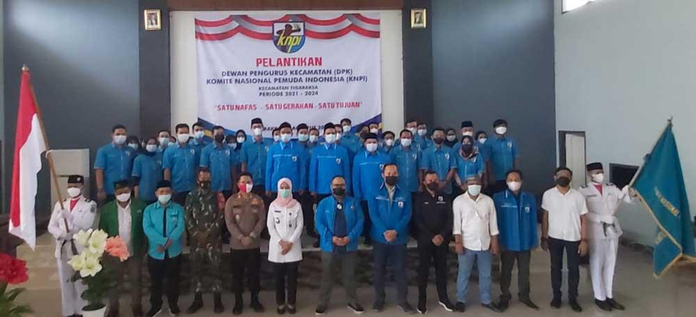DPK KNPI Kecamatan Tigaraksa Periode 2021-2024