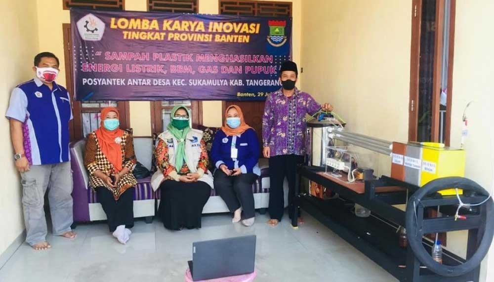 Kecamatan Sukamulya Raih Peringkat Kedua Lomba TTG Tingkat Provinsi